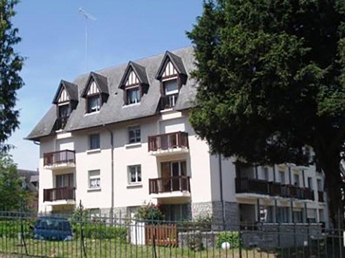 GODET Paulette - Parc Saint Martin Studio 66