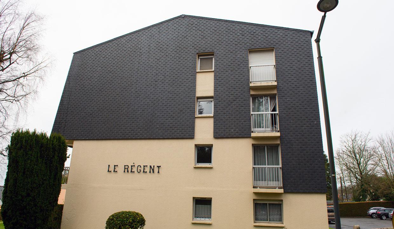 LOUIS Roselyne - Le Régent