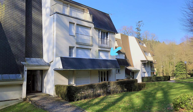 LUCAS Olivier - Le Hameau du Parc des Thermes Stuidio 27m2