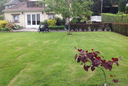 MAINERAY Jocelyne - Au coeur du jardin T2 45 m2