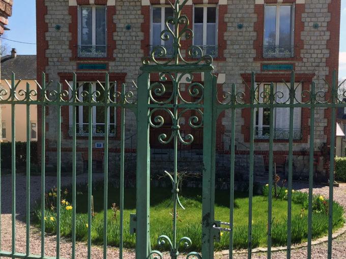 MOGA Jocelyne - Les Hirondelles et les Bergeronnettes
