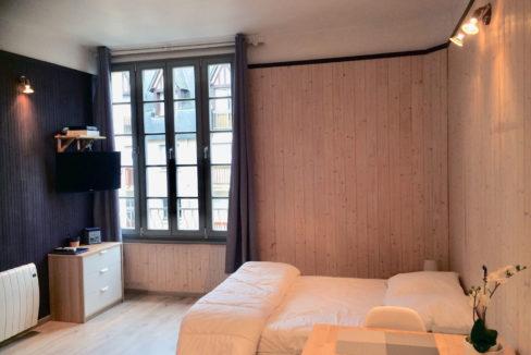 MALLET Suzanne - Résidence d'Andaines - Studio 26m2